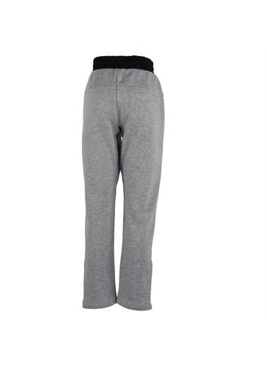 Silversun Kids Baskılı Bbel Ve Paçalar Lastikli Paçalar Yanlarıdan Fermuar Kapamalı Alt Erkek Çocuk Pantolon Jp 314893 Gri